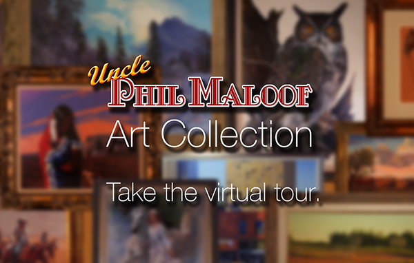 Phil Maloof Art Collection