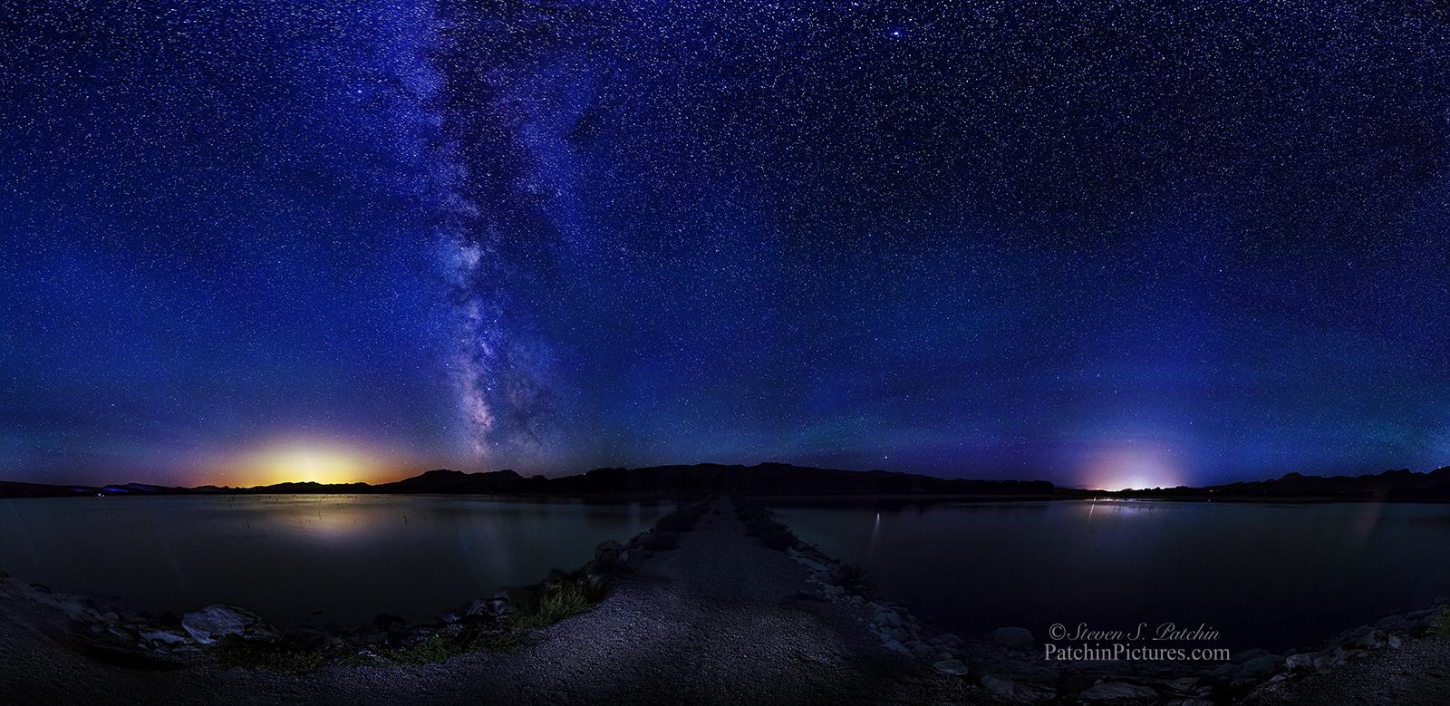 Milky Way Virtual Tour