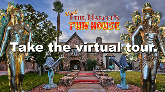 Fun House Take the Tour