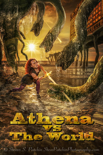 Athena Warrior