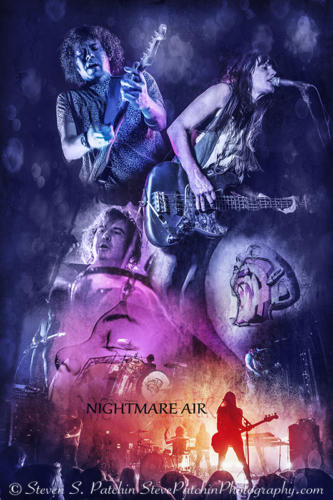 Nightmare Air Poster