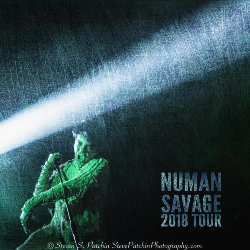 Numan Savage Tour mix