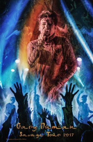 Numan in Concert tour version