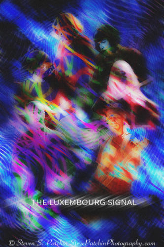 The Luxembourg Signal Poster