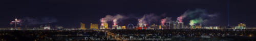 Vegas Strip New Year